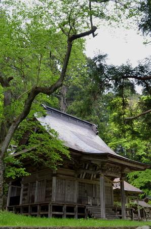 配志和神社・本拝殿