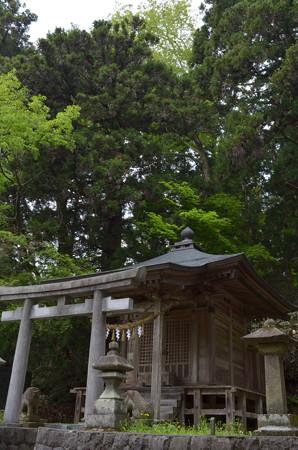 配志和神社・浅間神社
