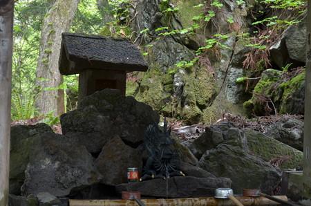 十和田神社・手水舎