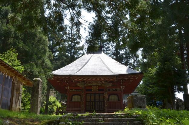 写真: 出羽神社・羽黒山天地金神社