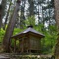 写真: 出羽神社・子守神社