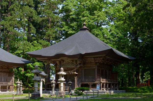 写真: 出羽神社・蜂子神社