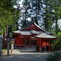 写真: 出羽神社・霊祭殿