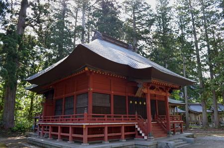 出羽神社・羽黒山東照宮