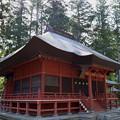 写真: 出羽神社・羽黒山東照宮