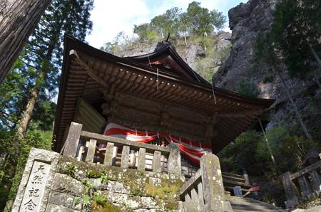 榛名神社・神幸殿