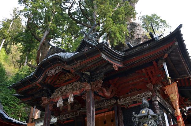 写真: 榛名神社・拝殿