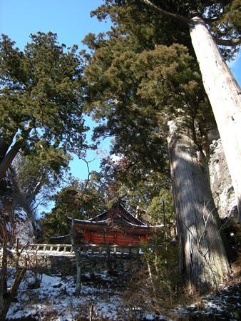 榛名神社・社殿