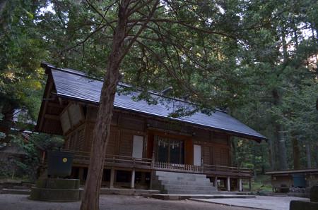 赤城神社[三夜沢]・拝殿