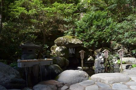 日光二荒山神社・神泉