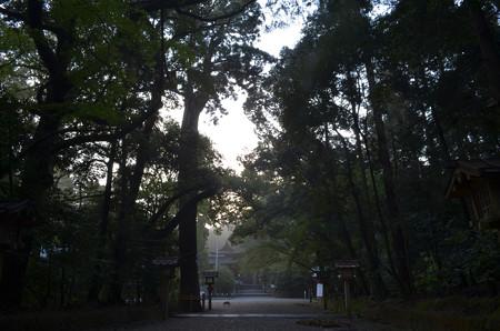 石上神宮・参道