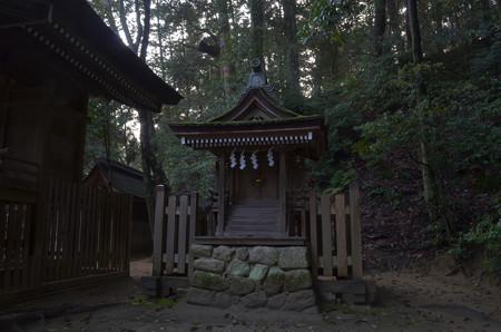 石上神宮・猿田彦神社