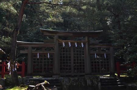 檜原神社・三ツ鳥居