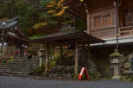 貴布禰神社総本宮・手水舎