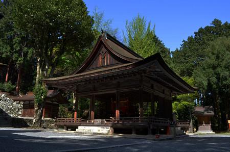 樹下神社・拝殿