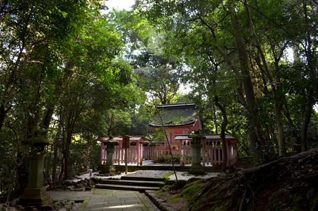 宇佐神宮-亀山神社