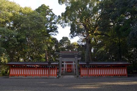 宇佐神宮-八坂神社