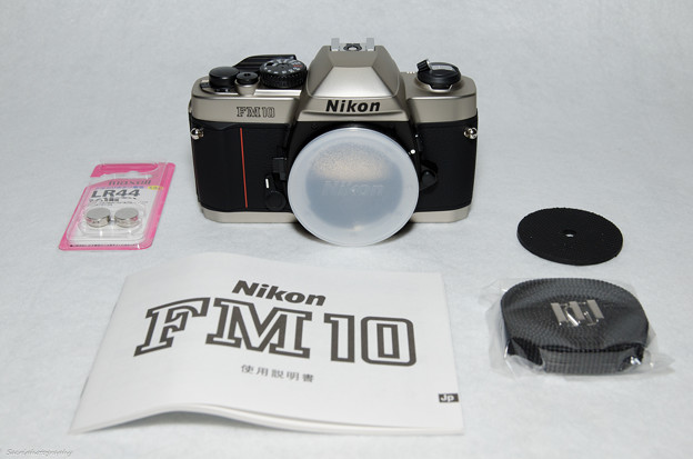 写真: Nikon FM10 #02