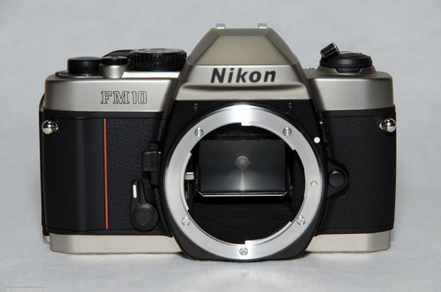 Nikon FM10 #12