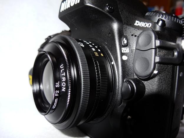 写真: ウルトロン40mmF2 #08