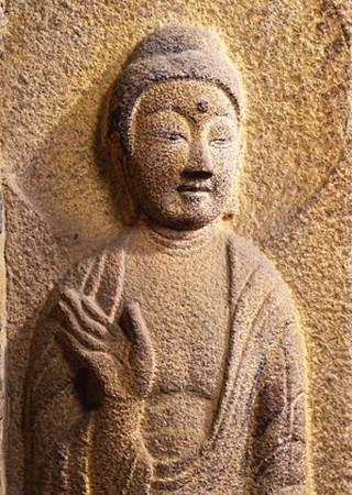 十輪院石仏龕