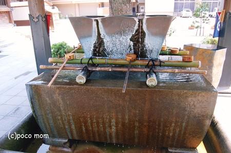 博多 櫛田宮手水鉢2012年08月18日_DSC_0537