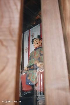 櫛田神宮 随神