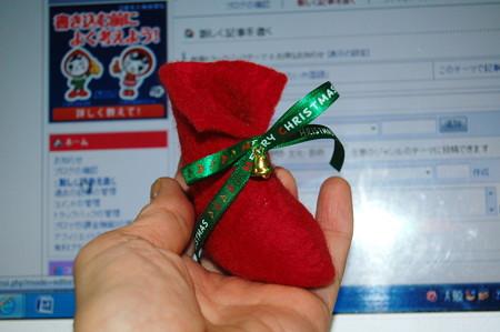 フェルトで作るクリスマスオーナメント2012年11月12日_DSC_0517
