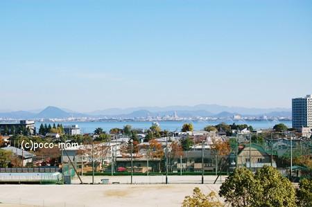 大津市歴史博物館より琵琶湖の眺め2012年11月25日_DSC_0112