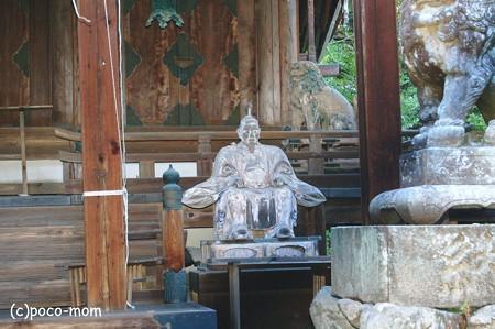 滋賀三尾神社随神2012年11月25日_DSC_0207