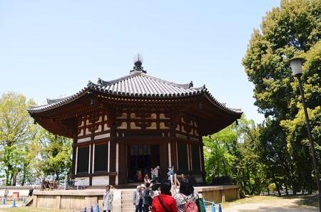 興福寺北円堂2013年04月29日_DSC_0252