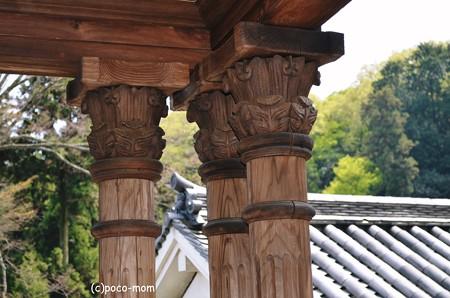 生駒山宝山寺獅子閣2013年04月29日_DSC_0401