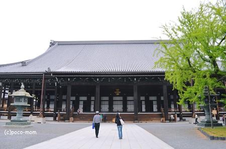 西本願寺 御影堂2013年04月29日_DSC_0475