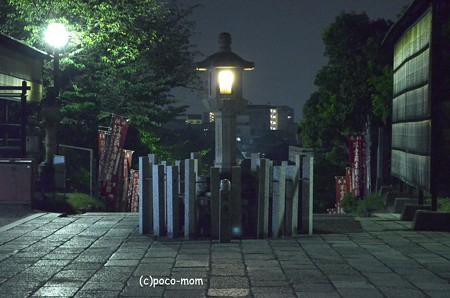 興福寺南円堂 お百度石2013年08月16日_DSC_0326