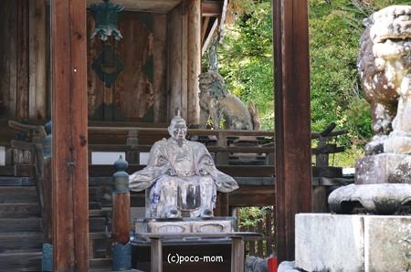 滋賀 三尾神社随神2014年02月09日_DSC_0024