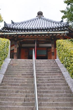 法隆寺西円堂2014年02月10日_DSC_0389