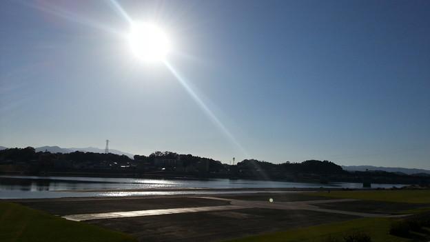 写真: Sunset2012.11.20その1