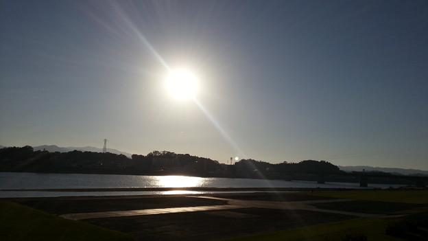 Sunset2012.11.20その2
