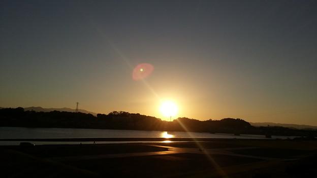 Sunset2012.11.20その5