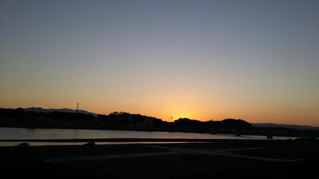 Sunset2012.11.20その6