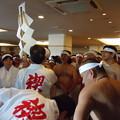 平成25年新春の禊 青島神社 裸まいり8