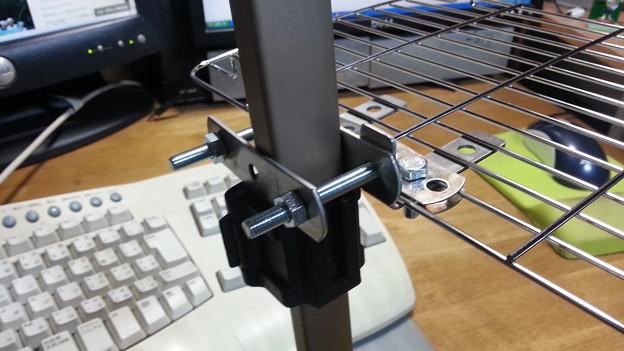 UST用のキーボード・フォルダーを作りました3