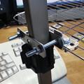 写真: UST用のキーボード・フォルダーを作りました3