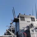 写真: 海自・潜水艦救難艦「ちはや」JS Chihaya ASR-403その28