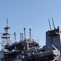 海自・潜水艦救難艦「ちはや」JS Chihaya ASR-403その44