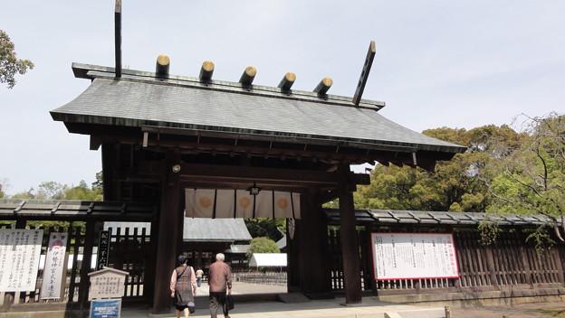 新年度の宮崎神宮2