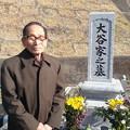 2014年1月2日墓参り