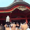 平成26年新春の禊 青島神社裸まいり25