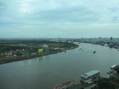 21階からの眺め