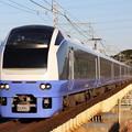 成田臨 E653系